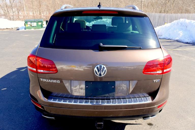Used 2014 Volkswagen Touareg 4dr TDI Lux Used 2014 Volkswagen Touareg 4dr TDI Lux for sale  at Metro West Motorcars LLC in Shrewsbury MA 4