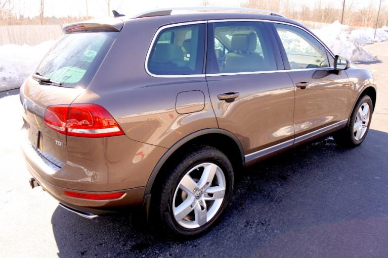 Used 2014 Volkswagen Touareg 4dr TDI Lux Used 2014 Volkswagen Touareg 4dr TDI Lux for sale  at Metro West Motorcars LLC in Shrewsbury MA 5