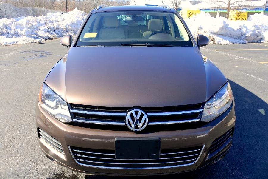 Used 2014 Volkswagen Touareg 4dr TDI Lux Used 2014 Volkswagen Touareg 4dr TDI Lux for sale  at Metro West Motorcars LLC in Shrewsbury MA 8