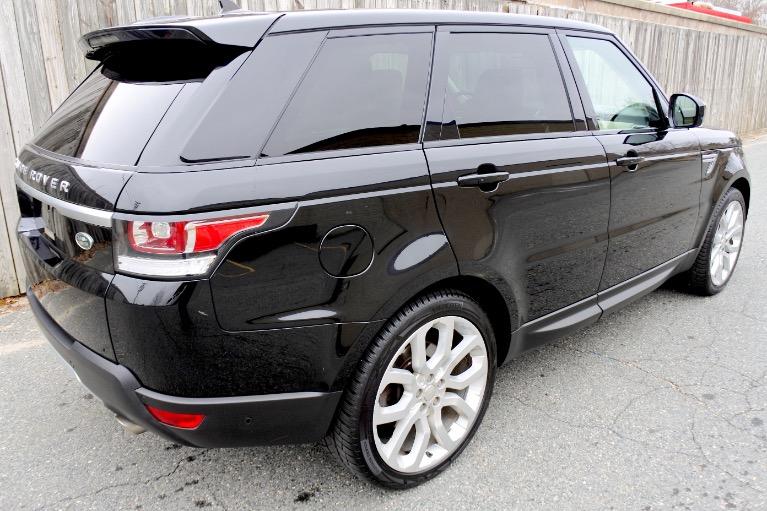 Used 2015 Land Rover Range Rover Sport HSE Used 2015 Land Rover Range Rover Sport HSE for sale  at Metro West Motorcars LLC in Shrewsbury MA 5