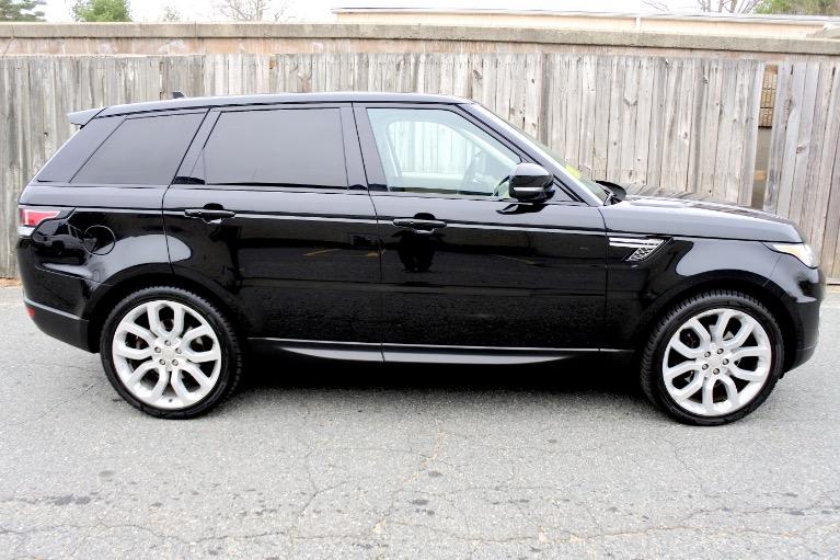 Used 2015 Land Rover Range Rover Sport HSE Used 2015 Land Rover Range Rover Sport HSE for sale  at Metro West Motorcars LLC in Shrewsbury MA 6