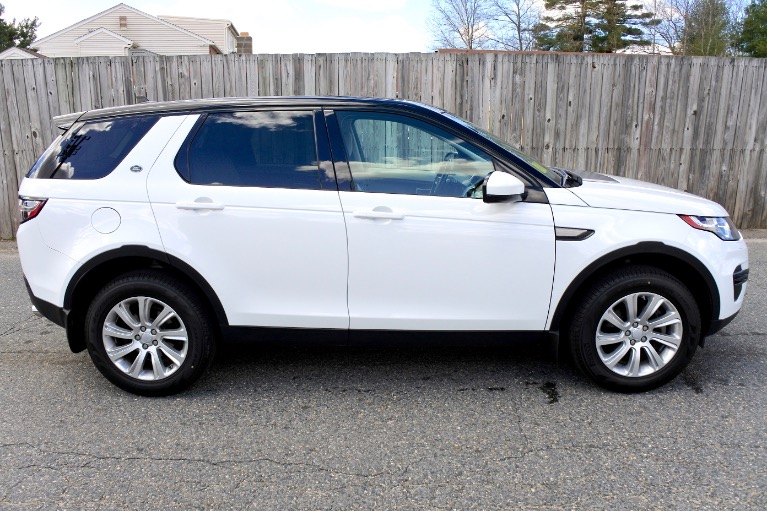 Used 2016 Land Rover Discovery Sport SE AWD Used 2016 Land Rover Discovery Sport SE AWD for sale  at Metro West Motorcars LLC in Shrewsbury MA 6