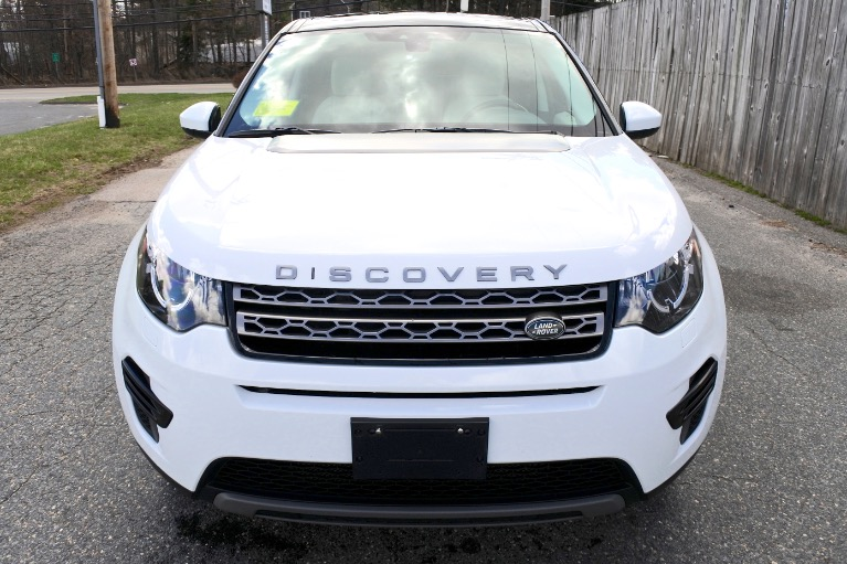 Used 2016 Land Rover Discovery Sport SE AWD Used 2016 Land Rover Discovery Sport SE AWD for sale  at Metro West Motorcars LLC in Shrewsbury MA 8