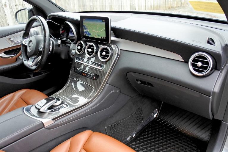 Used 2017 Mercedes-Benz Glc AMG GLC 43 4MATIC Used 2017 Mercedes-Benz Glc AMG GLC 43 4MATIC for sale  at Metro West Motorcars LLC in Shrewsbury MA 20