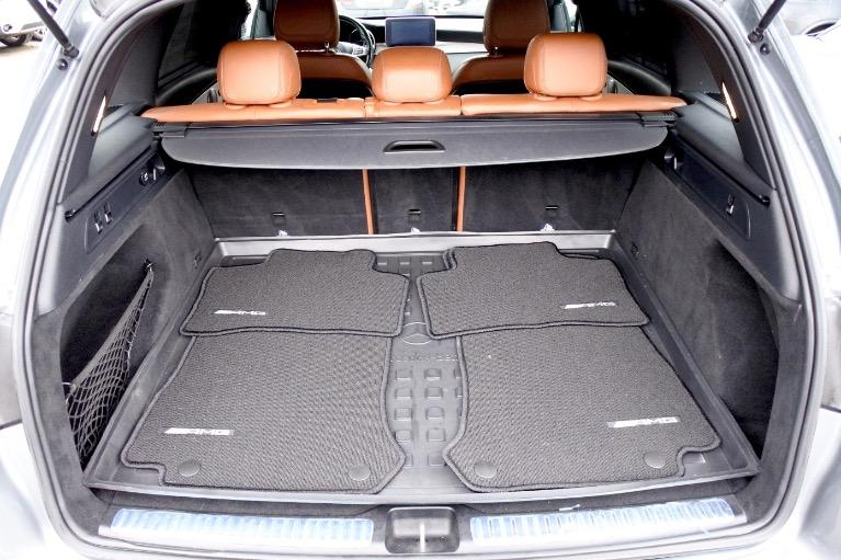 Used 2017 Mercedes-Benz Glc AMG GLC 43 4MATIC Used 2017 Mercedes-Benz Glc AMG GLC 43 4MATIC for sale  at Metro West Motorcars LLC in Shrewsbury MA 23
