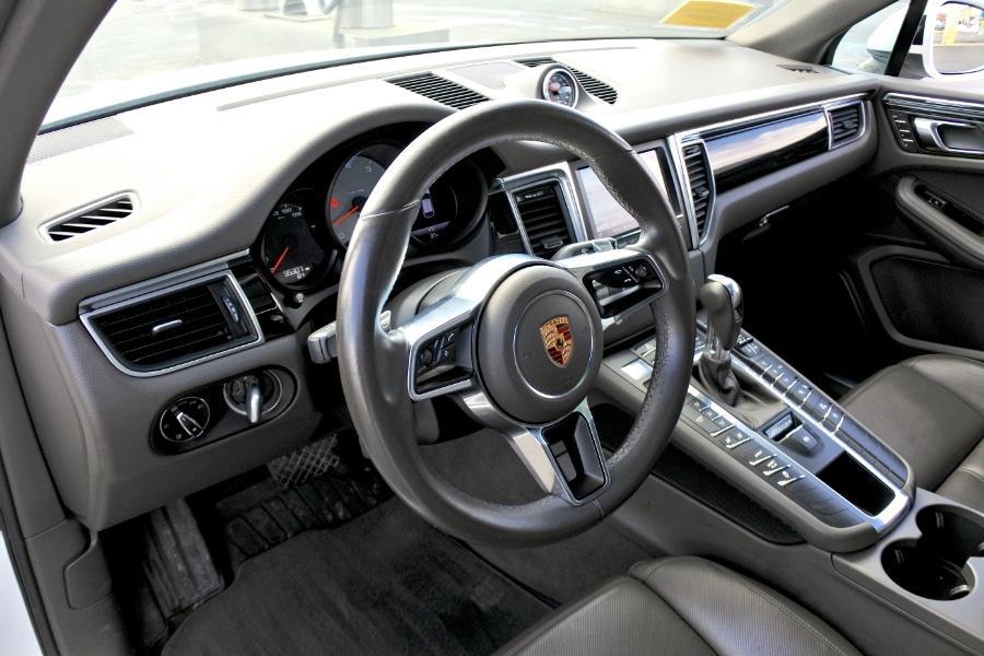 Used 2015 Porsche Macan S AWD Used 2015 Porsche Macan S AWD for sale  at Metro West Motorcars LLC in Shrewsbury MA 13