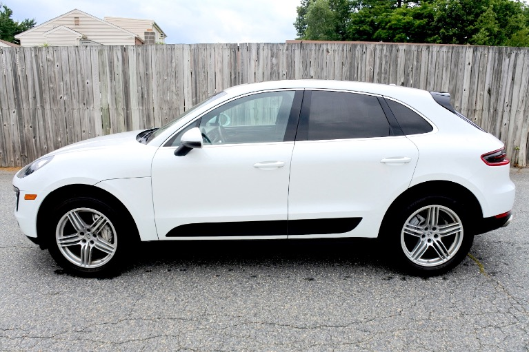 Used 2015 Porsche Macan S AWD Used 2015 Porsche Macan S AWD for sale  at Metro West Motorcars LLC in Shrewsbury MA 2