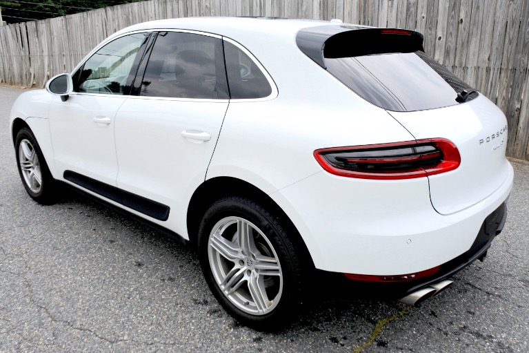 Used 2015 Porsche Macan S AWD Used 2015 Porsche Macan S AWD for sale  at Metro West Motorcars LLC in Shrewsbury MA 3