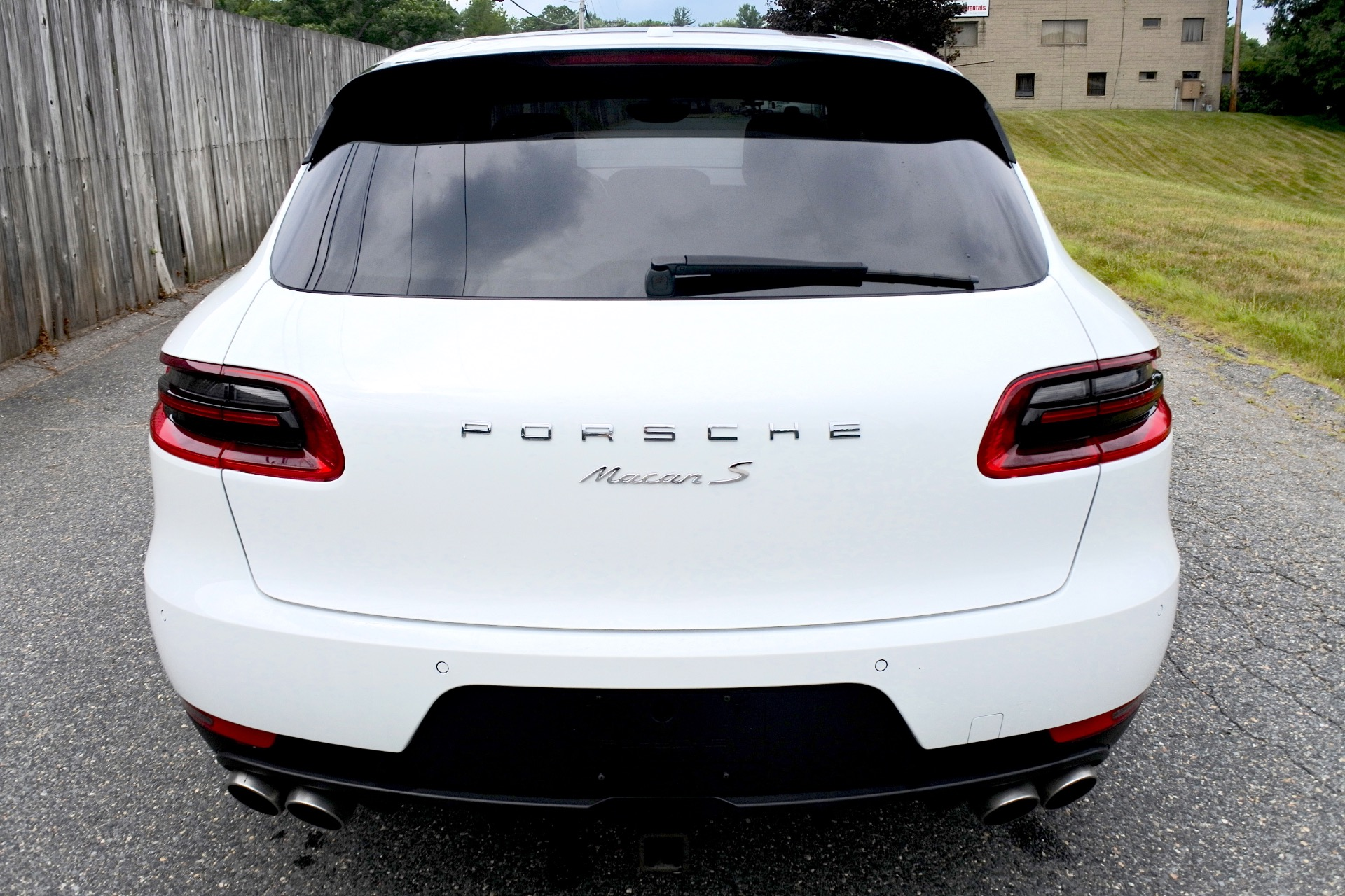 Used 2015 Porsche Macan AWD 4dr S Used 2015 Porsche Macan AWD 4dr S for sale  at Metro West Motorcars LLC in Shrewsbury MA 4