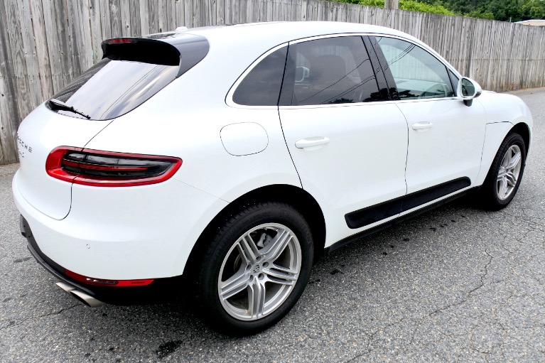 Used 2015 Porsche Macan S AWD Used 2015 Porsche Macan S AWD for sale  at Metro West Motorcars LLC in Shrewsbury MA 5