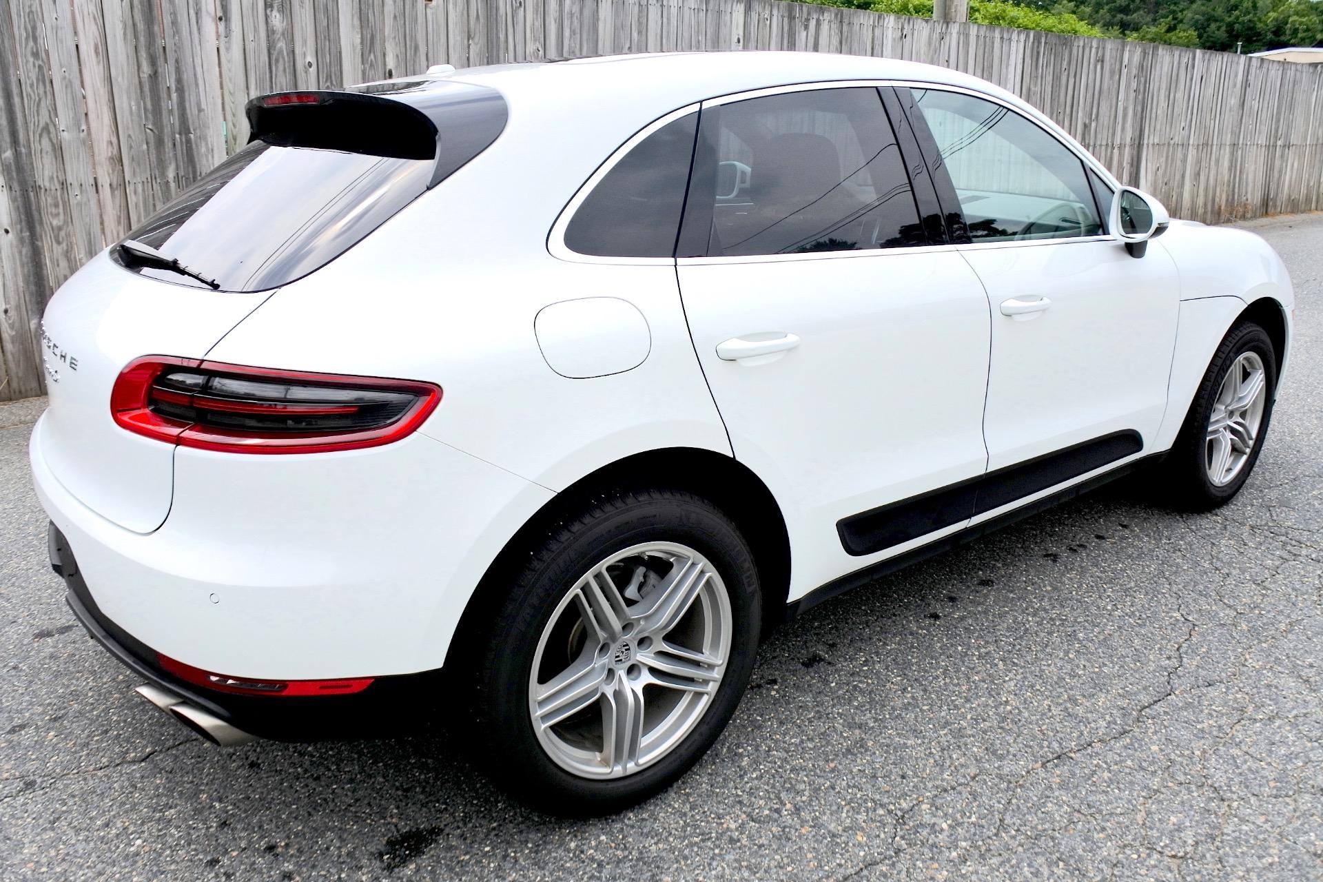 Used 2015 Porsche Macan S AWD Used 2015 Porsche Macan S AWD for sale  at Metro West Motorcars LLC in Shrewsbury MA 5