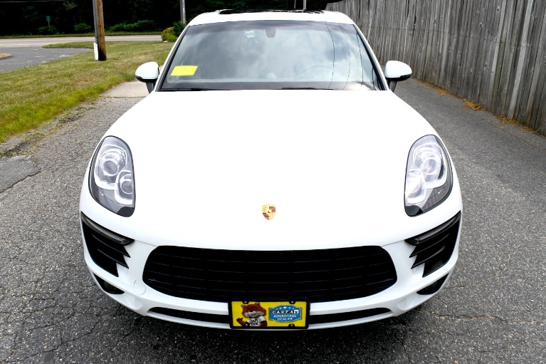 Used 2015 Porsche Macan S AWD Used 2015 Porsche Macan S AWD for sale  at Metro West Motorcars LLC in Shrewsbury MA 8