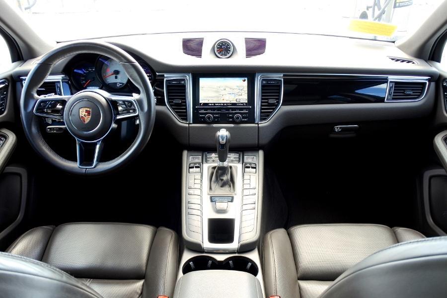 Used 2015 Porsche Macan S AWD Used 2015 Porsche Macan S AWD for sale  at Metro West Motorcars LLC in Shrewsbury MA 9