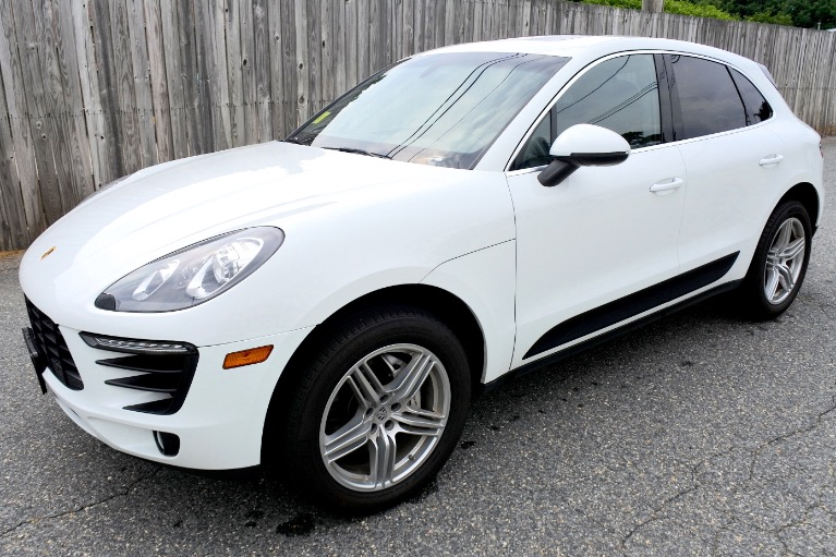 Used Used 2015 Porsche Macan S AWD for sale $28,880 at Metro West Motorcars LLC in Shrewsbury MA