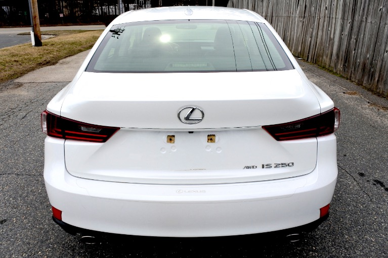 Used 2014 Lexus Is 250 Sport AWD Used 2014 Lexus Is 250 Sport AWD for sale  at Metro West Motorcars LLC in Shrewsbury MA 4