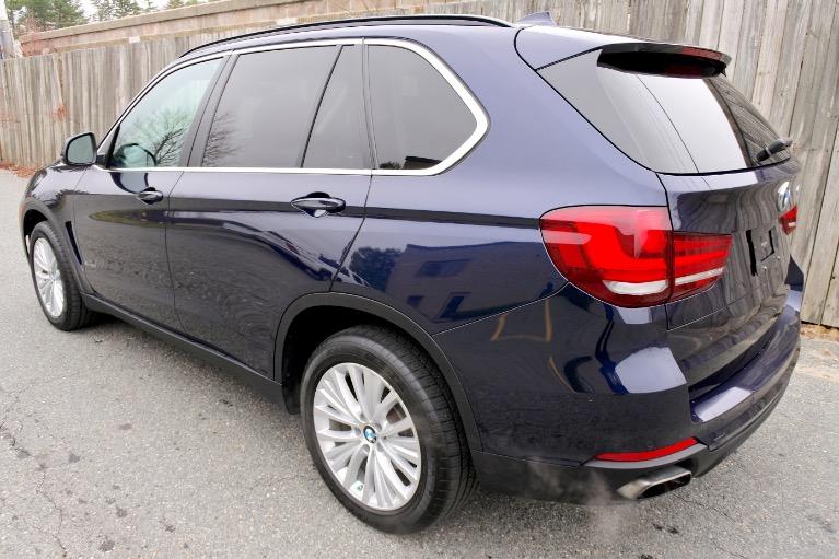 Used 2014 BMW X5 50i AWD Used 2014 BMW X5 50i AWD for sale  at Metro West Motorcars LLC in Shrewsbury MA 3