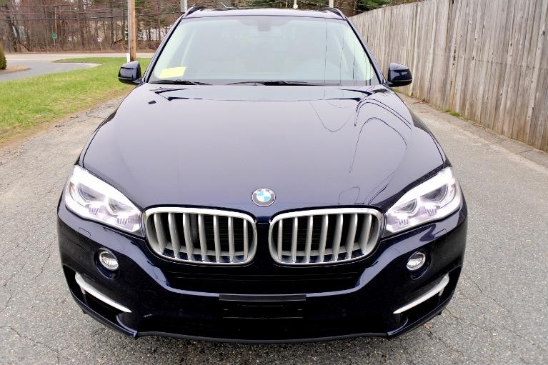 Used 2014 BMW X5 50i AWD Used 2014 BMW X5 50i AWD for sale  at Metro West Motorcars LLC in Shrewsbury MA 8