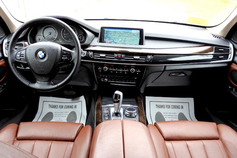Used 2014 BMW X5 50i AWD Used 2014 BMW X5 50i AWD for sale  at Metro West Motorcars LLC in Shrewsbury MA 9