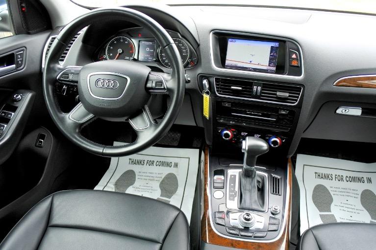 Used 2015 Audi Q5 2.0 Premium Plus Quattro Used 2015 Audi Q5 2.0 Premium Plus Quattro for sale  at Metro West Motorcars LLC in Shrewsbury MA 10