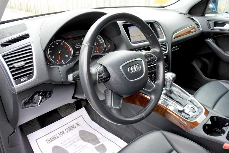Used 2015 Audi Q5 2.0 Premium Plus Quattro Used 2015 Audi Q5 2.0 Premium Plus Quattro for sale  at Metro West Motorcars LLC in Shrewsbury MA 13