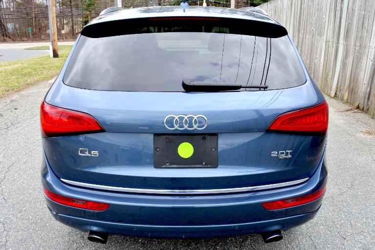 Used 2015 Audi Q5 2.0 Premium Plus Quattro Used 2015 Audi Q5 2.0 Premium Plus Quattro for sale  at Metro West Motorcars LLC in Shrewsbury MA 4