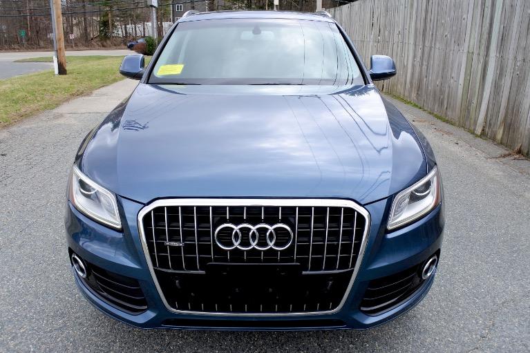 Used 2015 Audi Q5 2.0 Premium Plus Quattro Used 2015 Audi Q5 2.0 Premium Plus Quattro for sale  at Metro West Motorcars LLC in Shrewsbury MA 8