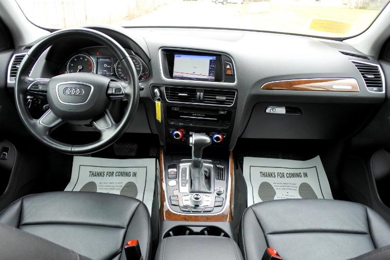 Used 2015 Audi Q5 2.0 Premium Plus Quattro Used 2015 Audi Q5 2.0 Premium Plus Quattro for sale  at Metro West Motorcars LLC in Shrewsbury MA 9