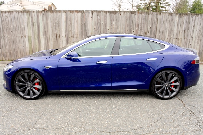 Used 2015 Tesla Model s AWD P85D Used 2015 Tesla Model s AWD P85D for sale  at Metro West Motorcars LLC in Shrewsbury MA 2