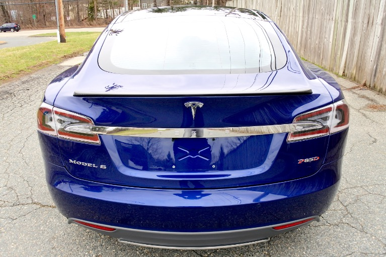 Used 2015 Tesla Model s AWD P85D Used 2015 Tesla Model s AWD P85D for sale  at Metro West Motorcars LLC in Shrewsbury MA 4