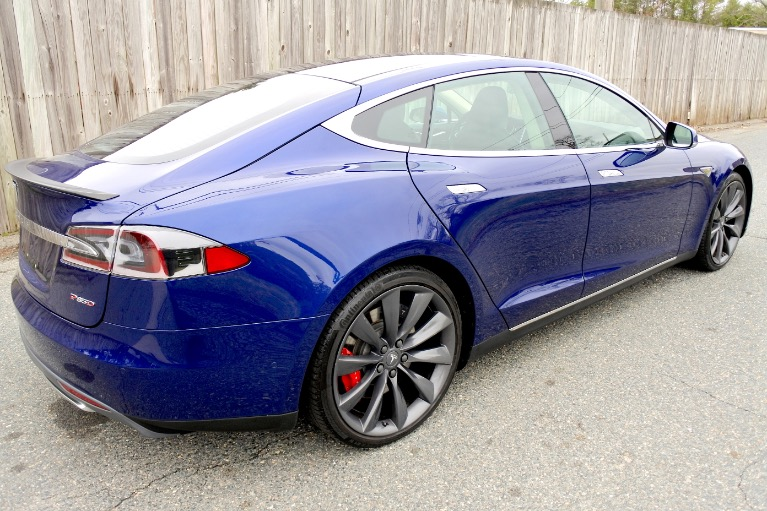 Used 2015 Tesla Model s AWD P85D Used 2015 Tesla Model s AWD P85D for sale  at Metro West Motorcars LLC in Shrewsbury MA 5