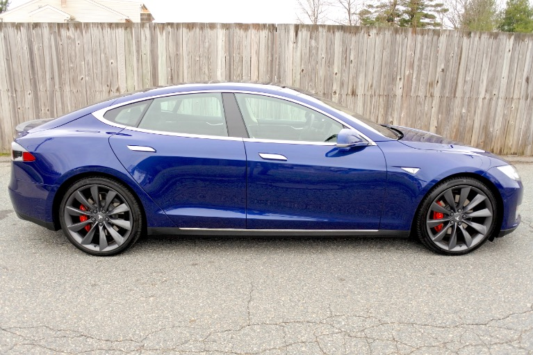 Used 2015 Tesla Model s AWD P85D Used 2015 Tesla Model s AWD P85D for sale  at Metro West Motorcars LLC in Shrewsbury MA 6
