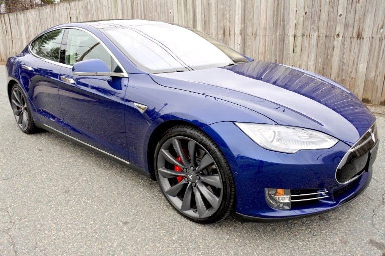 Used 2015 Tesla Model s AWD P85D Used 2015 Tesla Model s AWD P85D for sale  at Metro West Motorcars LLC in Shrewsbury MA 7