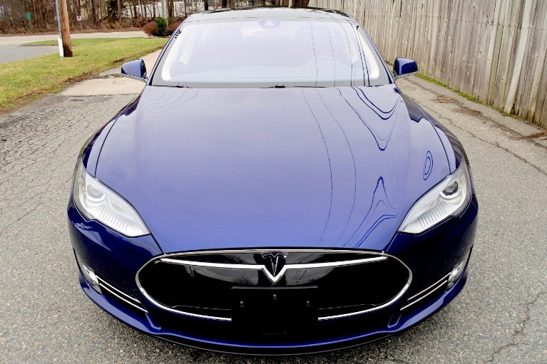Used 2015 Tesla Model s AWD P85D Used 2015 Tesla Model s AWD P85D for sale  at Metro West Motorcars LLC in Shrewsbury MA 8