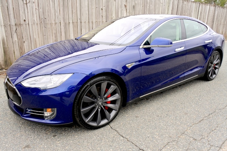 Used Used 2015 Tesla Model s AWD P85D for sale $58,800 at Metro West Motorcars LLC in Shrewsbury MA