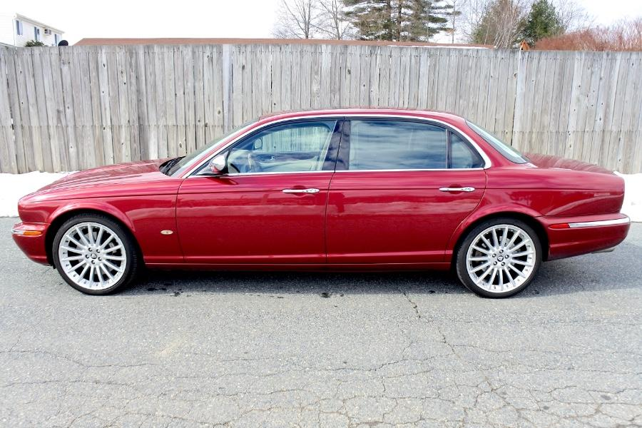 Used 2007 Jaguar Xj l Super V8 Used 2007 Jaguar Xj l Super V8 for sale  at Metro West Motorcars LLC in Shrewsbury MA 2