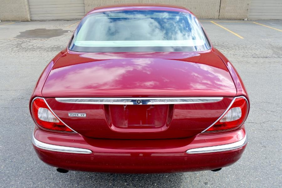 Used 2007 Jaguar Xj l Super V8 Used 2007 Jaguar Xj l Super V8 for sale  at Metro West Motorcars LLC in Shrewsbury MA 4