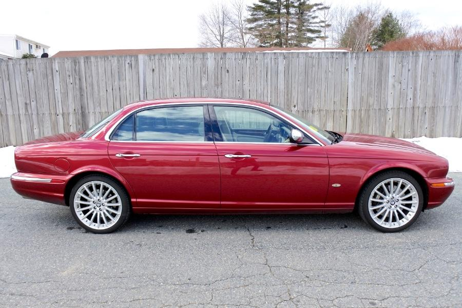 Used 2007 Jaguar Xj l Super V8 Used 2007 Jaguar Xj l Super V8 for sale  at Metro West Motorcars LLC in Shrewsbury MA 6