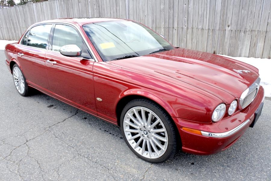 Used 2007 Jaguar Xj l Super V8 Used 2007 Jaguar Xj l Super V8 for sale  at Metro West Motorcars LLC in Shrewsbury MA 7