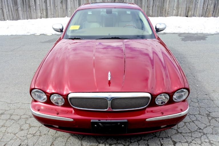 Used 2007 Jaguar Xj l Super V8 Used 2007 Jaguar Xj l Super V8 for sale  at Metro West Motorcars LLC in Shrewsbury MA 8