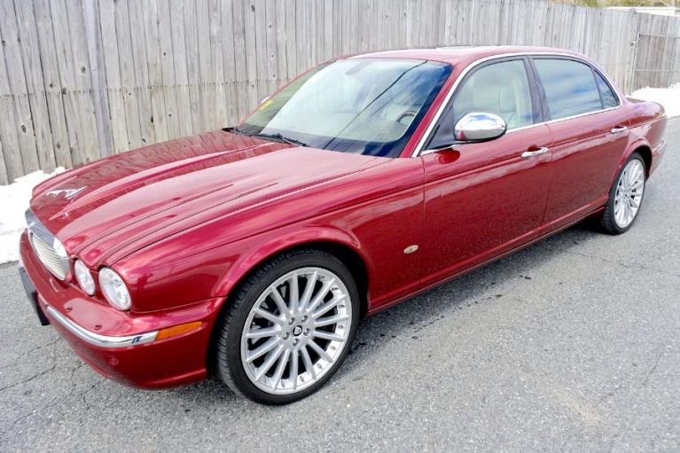 Used 2007 Jaguar Xj l Super V8 Used 2007 Jaguar Xj l Super V8 for sale  at Metro West Motorcars LLC in Shrewsbury MA 1