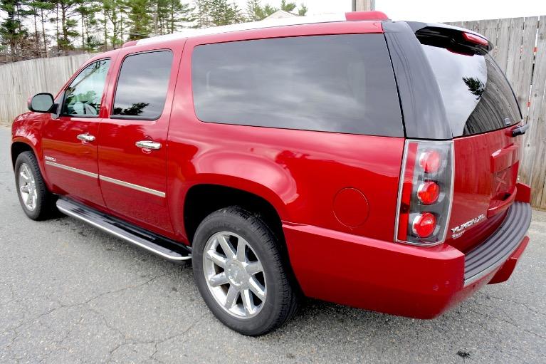 Used 2013 GMC Yukon Xl Denali AWD Used 2013 GMC Yukon Xl Denali AWD for sale  at Metro West Motorcars LLC in Shrewsbury MA 3