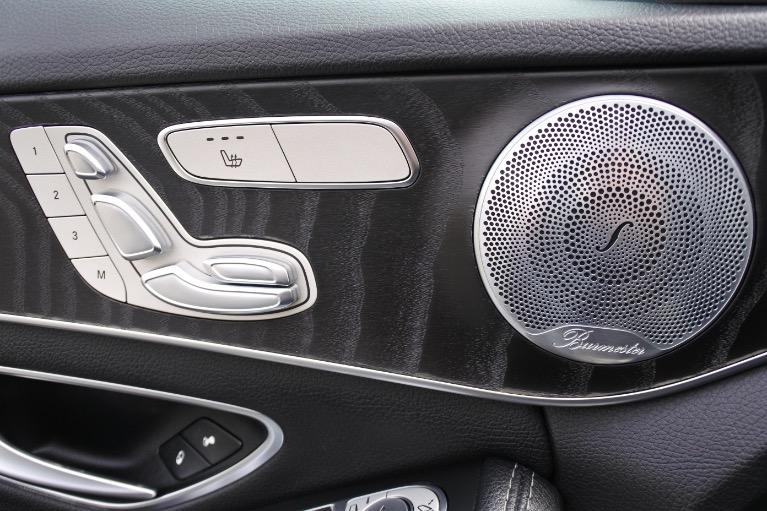 Used 2017 Mercedes-Benz C-class C300 4MATIC Used 2017 Mercedes-Benz C-class C300 4MATIC for sale  at Metro West Motorcars LLC in Shrewsbury MA 21