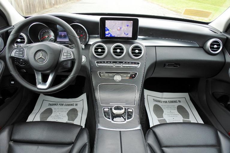 Used 2017 Mercedes-Benz C-class C300 4MATIC Used 2017 Mercedes-Benz C-class C300 4MATIC for sale  at Metro West Motorcars LLC in Shrewsbury MA 9