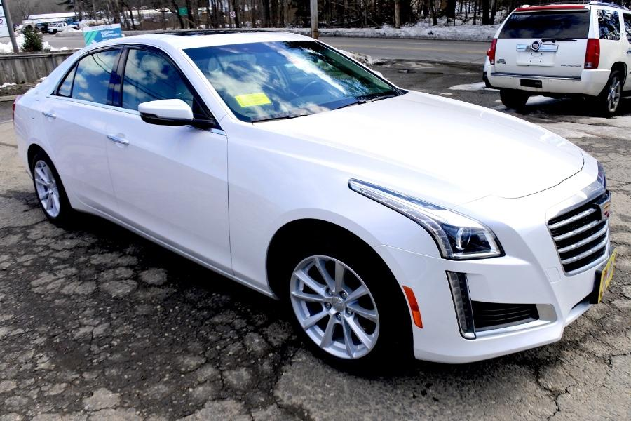 Used 2017 Cadillac CTS Sedan 4dr Sdn 2.0L Turbo AWD Used 2017 Cadillac CTS Sedan 4dr Sdn 2.0L Turbo AWD for sale  at Metro West Motorcars LLC in Shrewsbury MA 7
