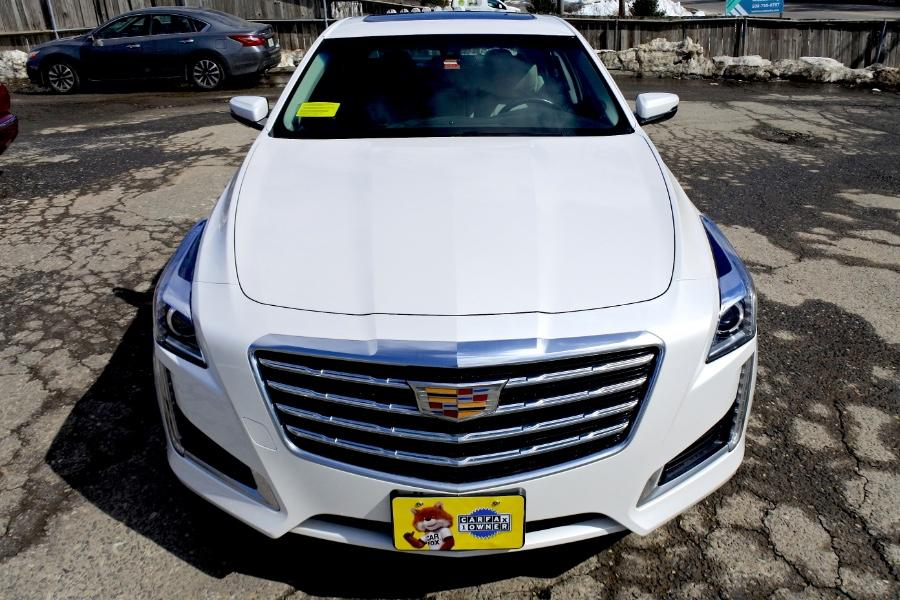 Used 2017 Cadillac CTS Sedan 4dr Sdn 2.0L Turbo AWD Used 2017 Cadillac CTS Sedan 4dr Sdn 2.0L Turbo AWD for sale  at Metro West Motorcars LLC in Shrewsbury MA 8