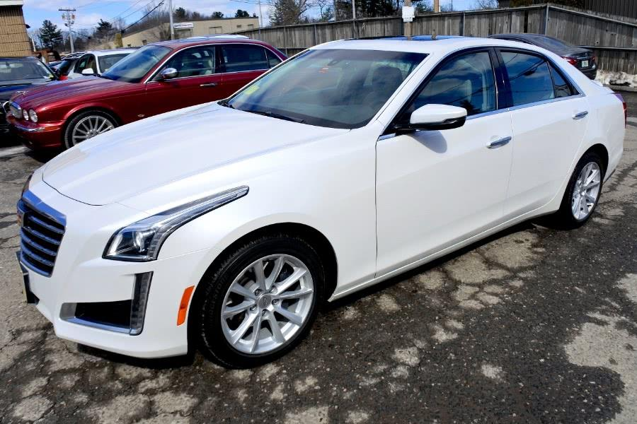 Used 2017 Cadillac CTS Sedan 4dr Sdn 2.0L Turbo AWD Used 2017 Cadillac CTS Sedan 4dr Sdn 2.0L Turbo AWD for sale  at Metro West Motorcars LLC in Shrewsbury MA 1