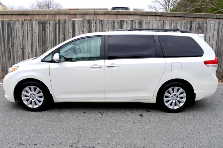Used 2012 Toyota Sienna Limited AWD Used 2012 Toyota Sienna Limited AWD for sale  at Metro West Motorcars LLC in Shrewsbury MA 2