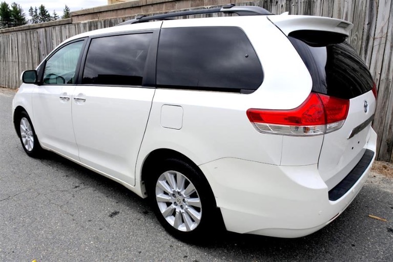 Used 2012 Toyota Sienna Limited AWD Used 2012 Toyota Sienna Limited AWD for sale  at Metro West Motorcars LLC in Shrewsbury MA 3