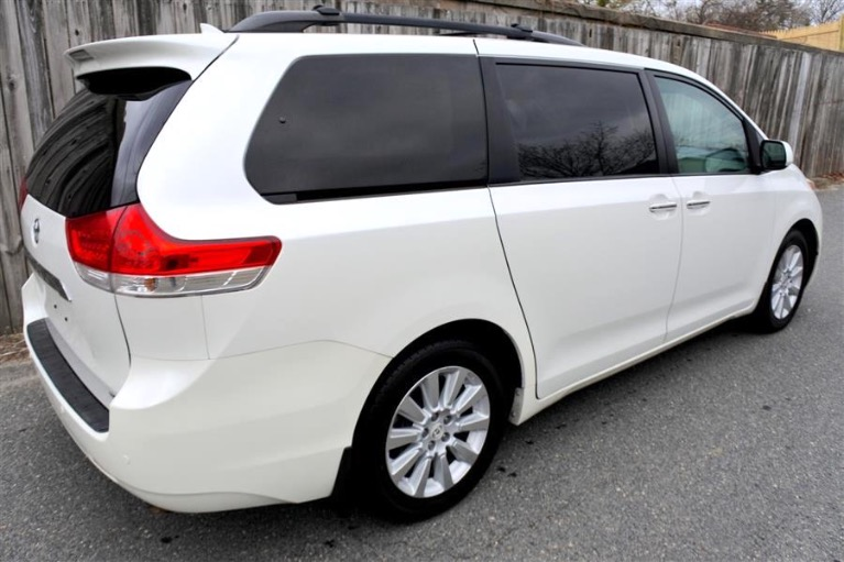 Used 2012 Toyota Sienna Limited AWD Used 2012 Toyota Sienna Limited AWD for sale  at Metro West Motorcars LLC in Shrewsbury MA 5