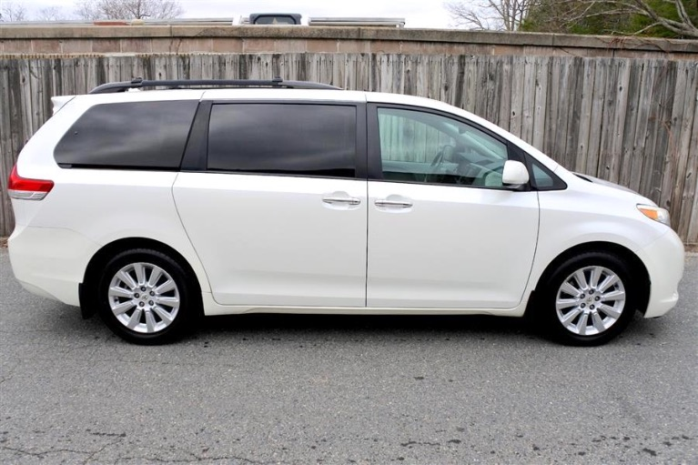 Used 2012 Toyota Sienna Limited AWD Used 2012 Toyota Sienna Limited AWD for sale  at Metro West Motorcars LLC in Shrewsbury MA 6